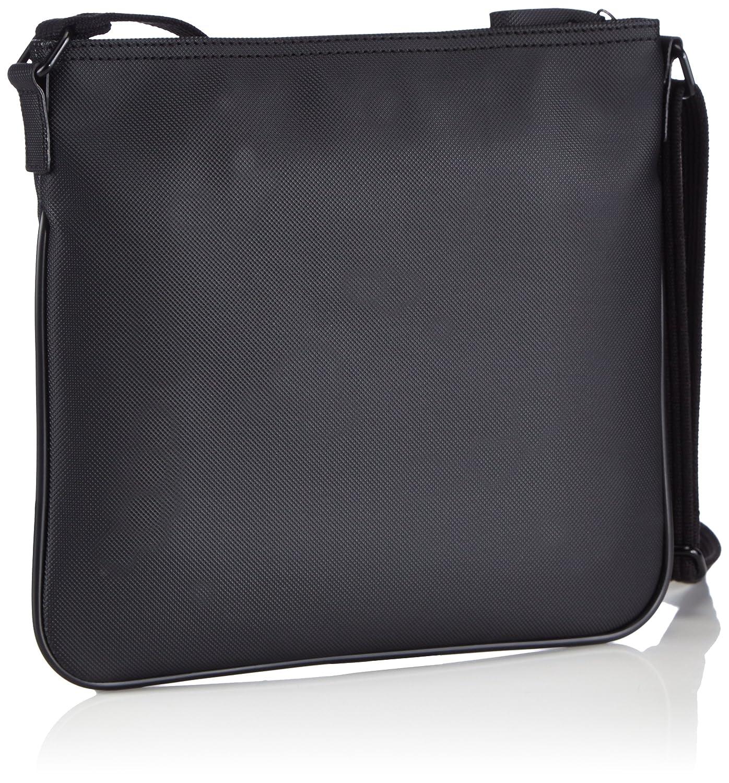 f930d3d36e0f Lacoste Women New Classic 3 Handbags NF1023NC Black (Sans Coloris)   Amazon.co.uk  Shoes   Bags