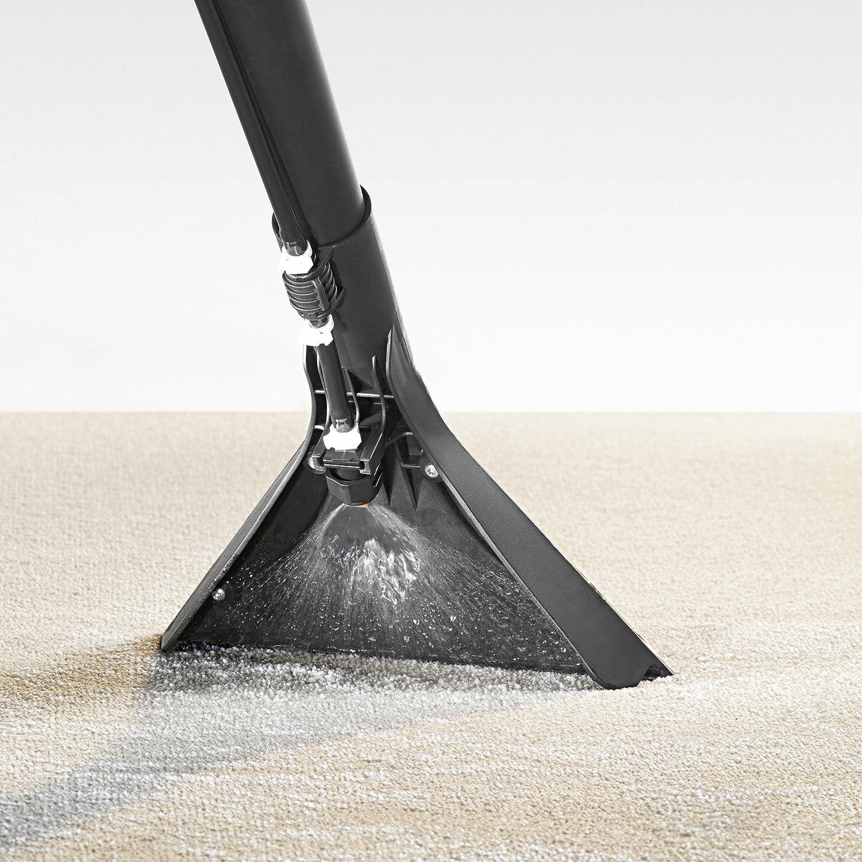 Die Bodendüse des Waschsaugers von Kärcher
