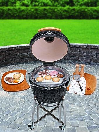 Amazon.com: Plancha de Little kettle-q kq17r Ronda parrilla ...