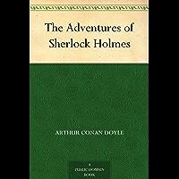 The Adventures of Sherlock Holmes (福尔摩斯探案集) (免费公版书) (English Edition)