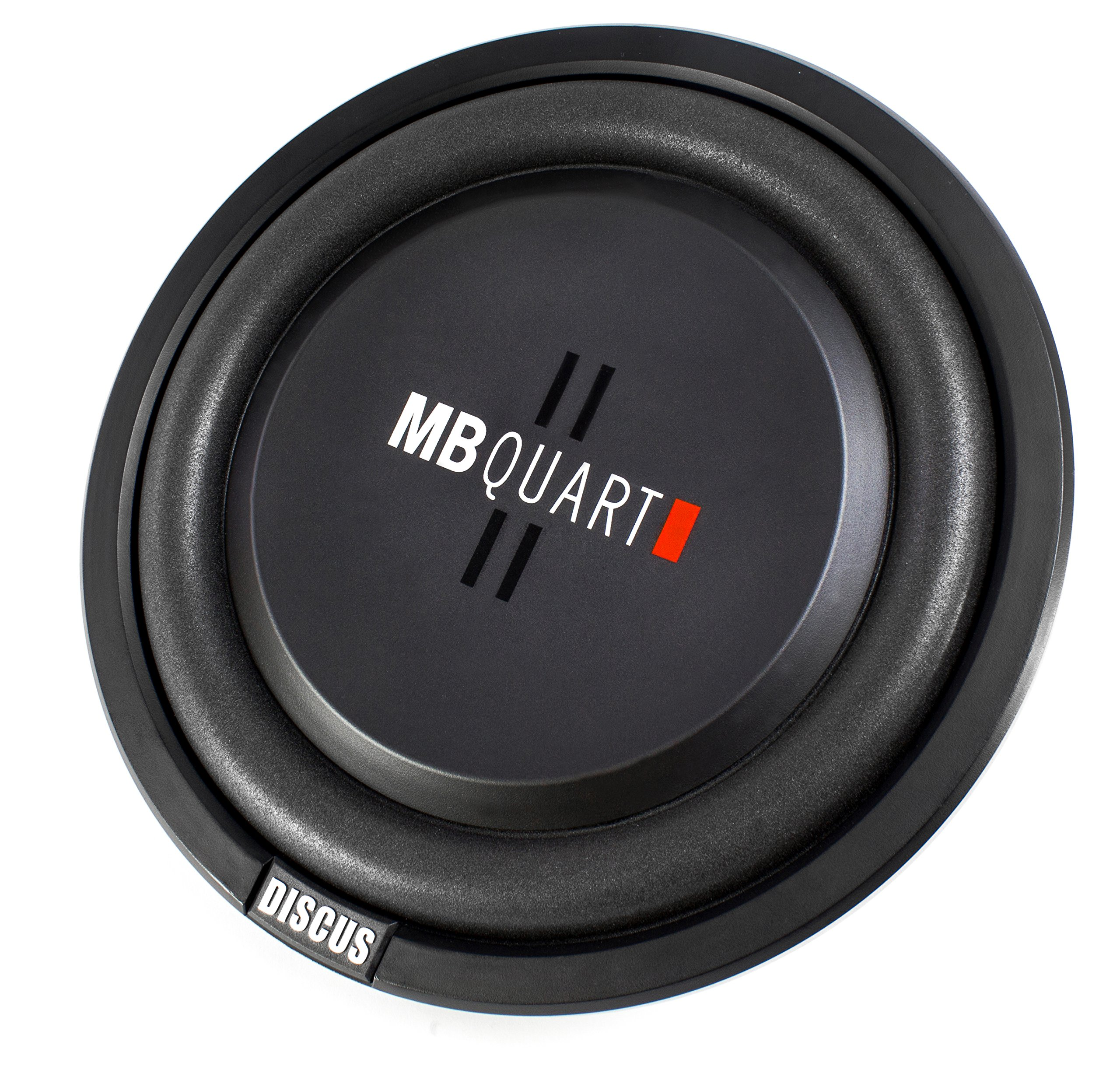 MB QUART DS1-304 Discus Series 400W Shallow Subwoofer (12'') by MB Quart