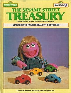 The Sesame Street Treasury Featuring Jim Henson s Sesame Street