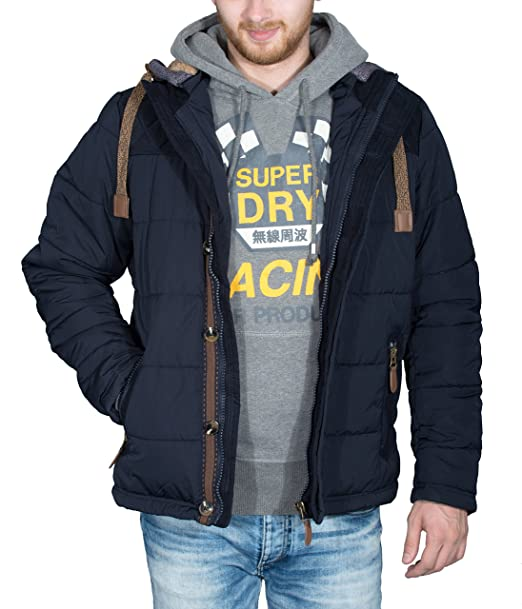check out 10ac9 e8708 betters tylz greybullbz Giacca Invernale Uomo Piumino Look ...