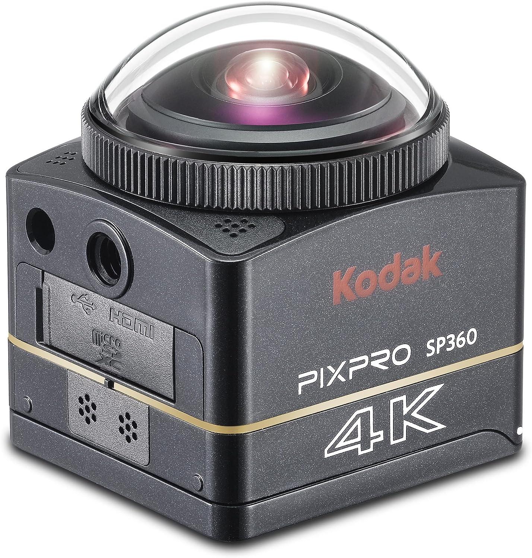Kodak PixPro SP 360 4K Extreme Pack: Amazon.es: Electrónica