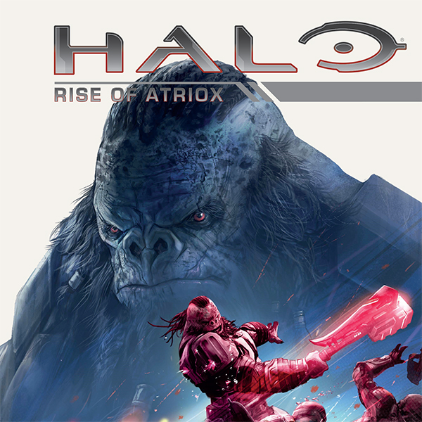 Halo Rise of Atriox (Issues) (2 Book Series)
