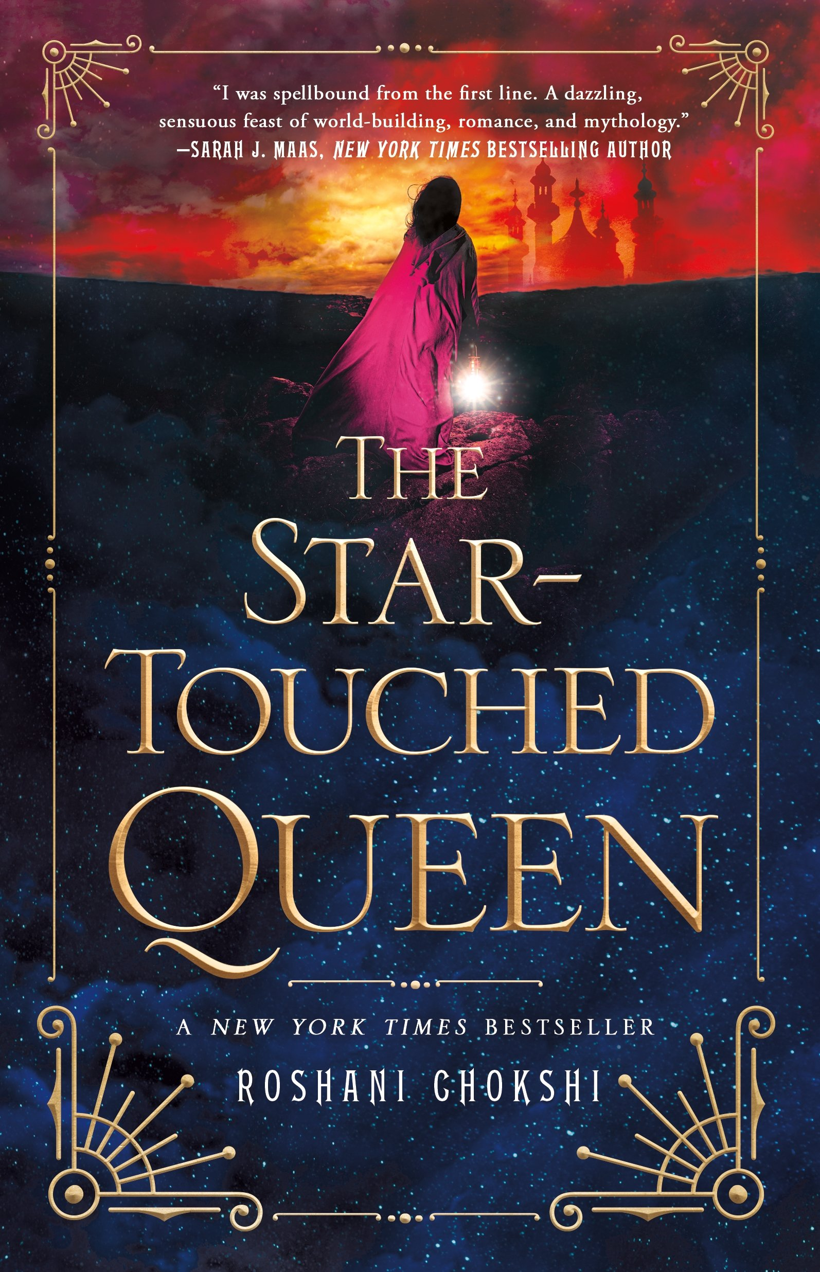 Amazon.com: The Star-Touched Queen (Star-Touched, 1) (9781250100207):  Chokshi, Roshani: Books