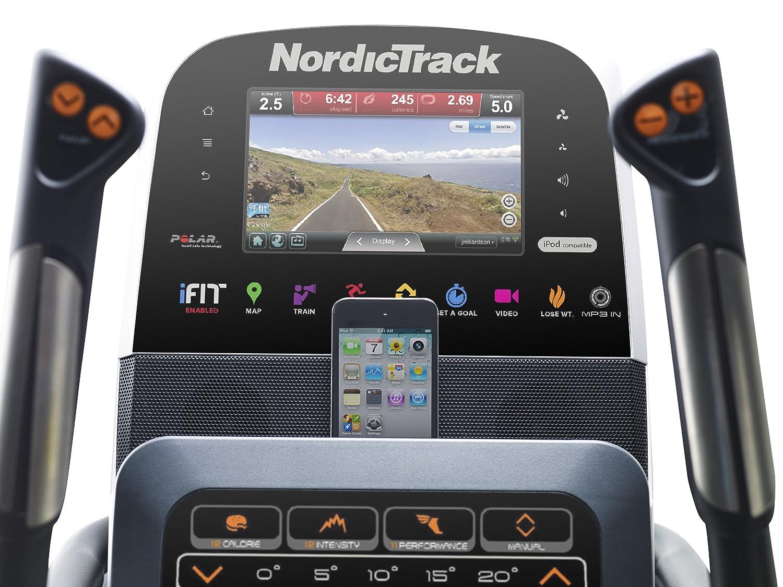 Amazon.com : Nordic Track Elite 12.7 Elliptical Trainer : Nordictrack Elliptical : Sports & Outdoors