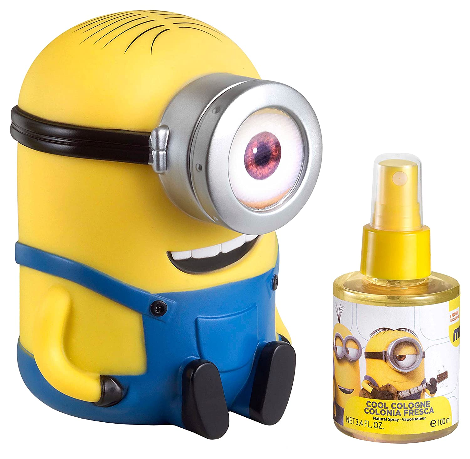 Minions 6284 - Colonia fresca, 100 ml Air-Val 48921