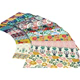 Kate Heiss Pack Eco Friendly Recycled Birthday Gift Wrap Wrapping Paper Set (10 sheets/10 Tags)