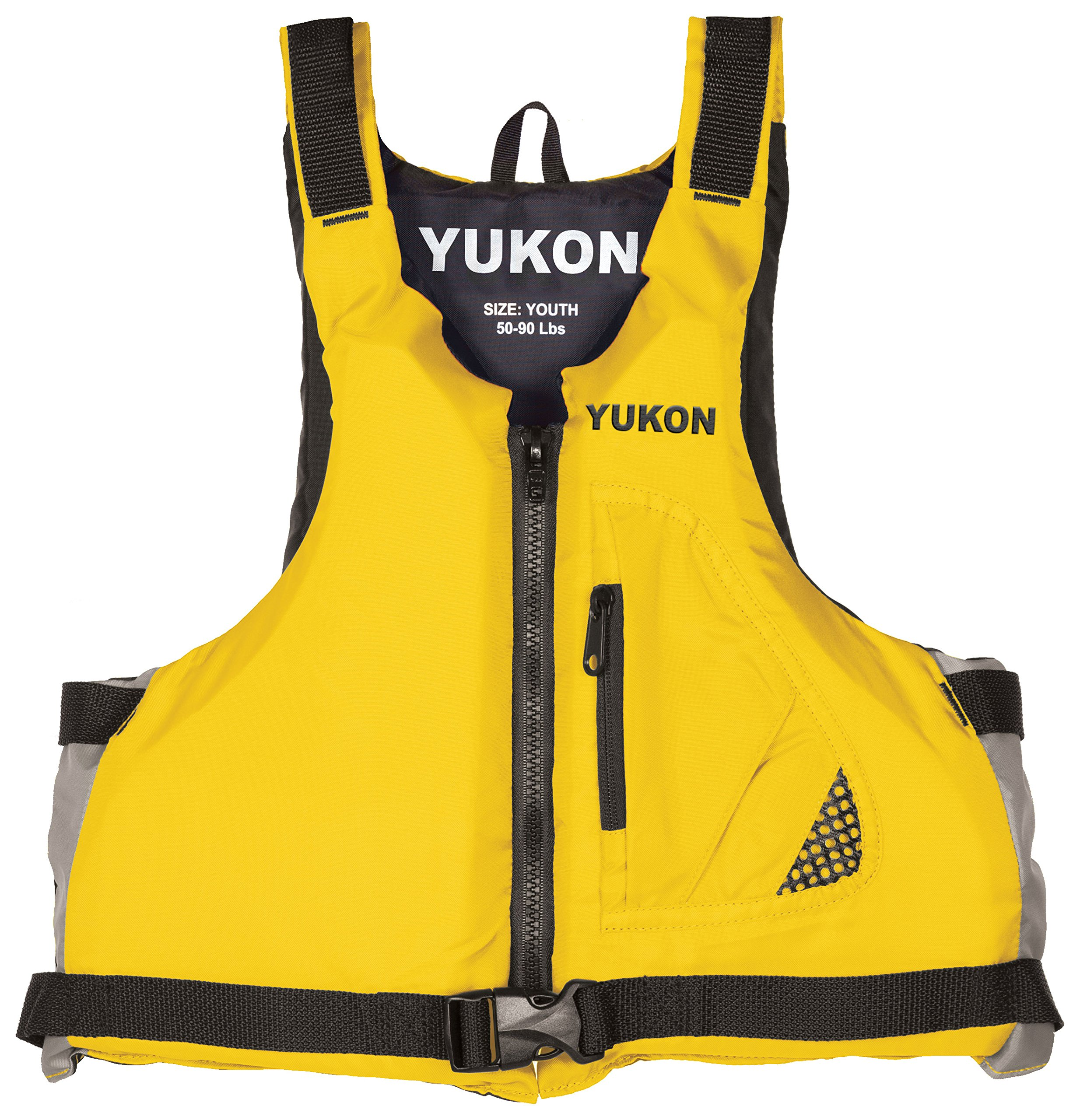 YUKON BASE Paddle Vest, Yellow by Airhead