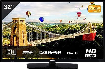 Hitachi 32HE1000 - TV: Hitachi: Amazon.es: Electrónica