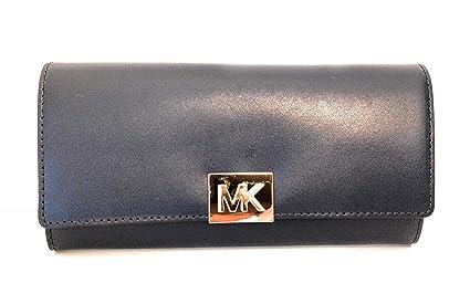 Michael Kors - Cartera para Mujer Azul Marino