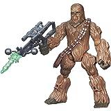 Star Wars Hero Mashers Épisode VI Chewbacca–Figurine–Multicolore