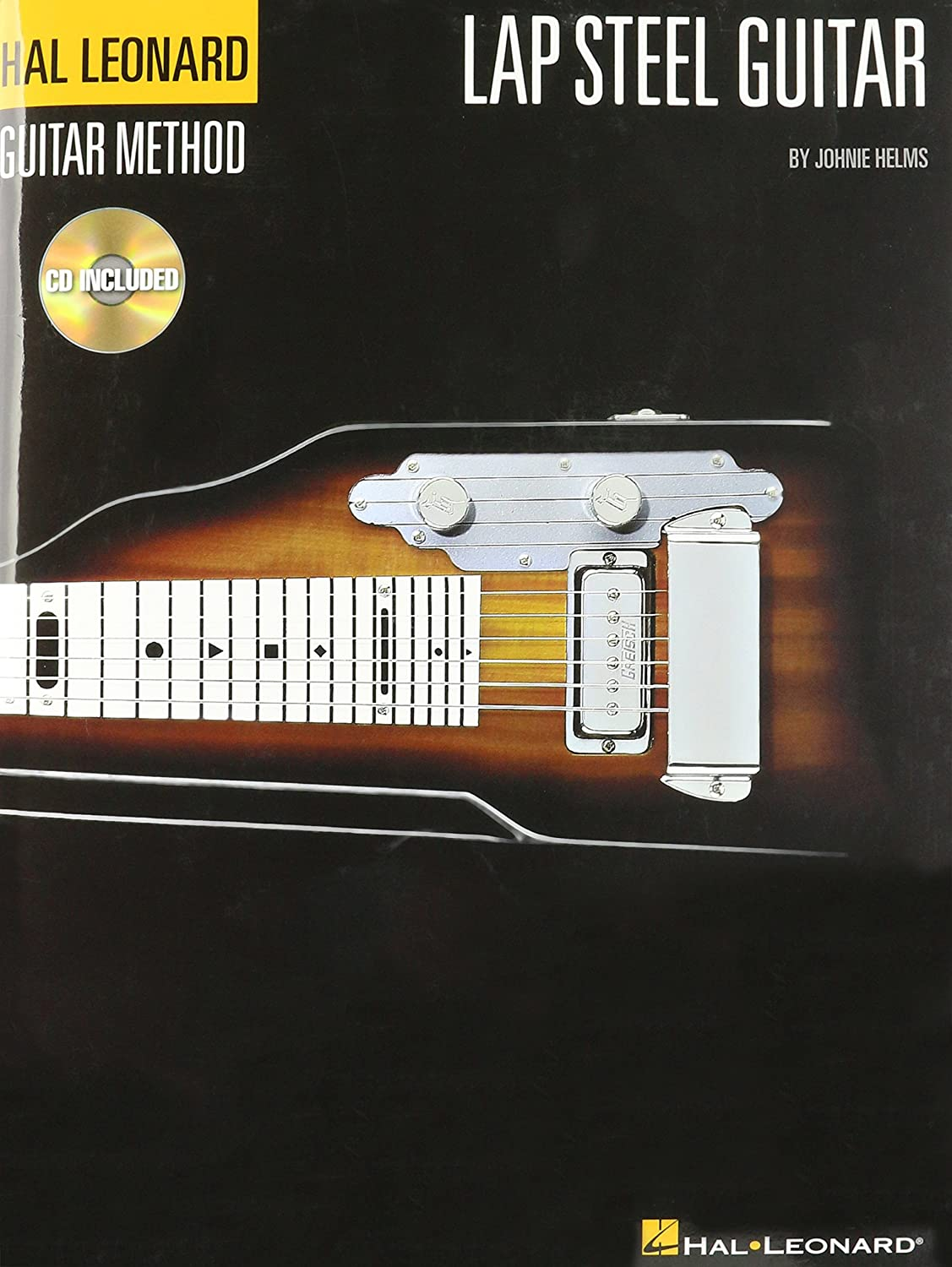 Hal Leonard Lap Steel Guitar Method (Book/Online Audio) FBA_695967