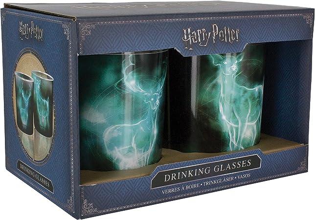 Harry Potter Patronus Potable Gafas, Multicolor, 8 x 8 x 9 cm