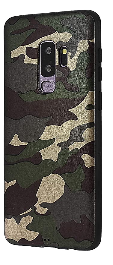 low priced 14b44 6a992 Amazon.com: Galaxy S9 Case,Shockproof Armor Soft TPU Slim Fit ...