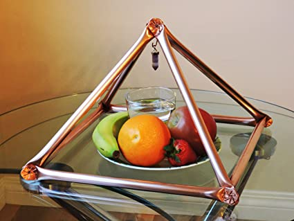 Healing Copper Pyramid