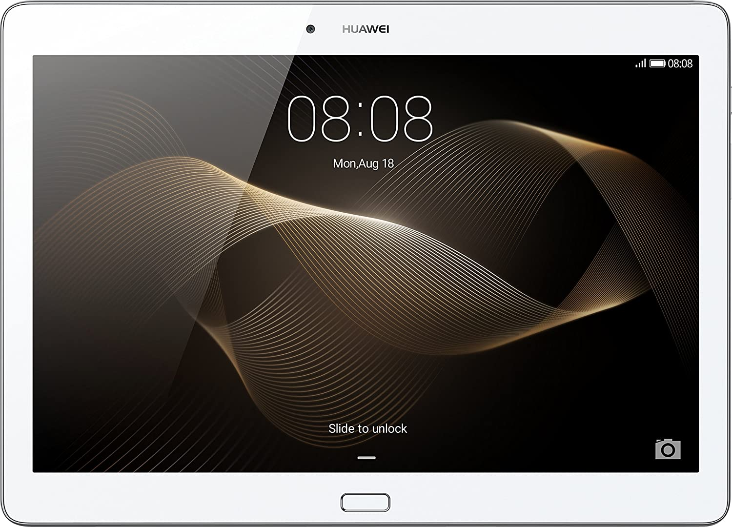 Huawei MediaPad M2 Tablet PC 10.0 Pollici, 16 GB Memoria interna, 2 GB RAM, 4G LTE, Android, Argento