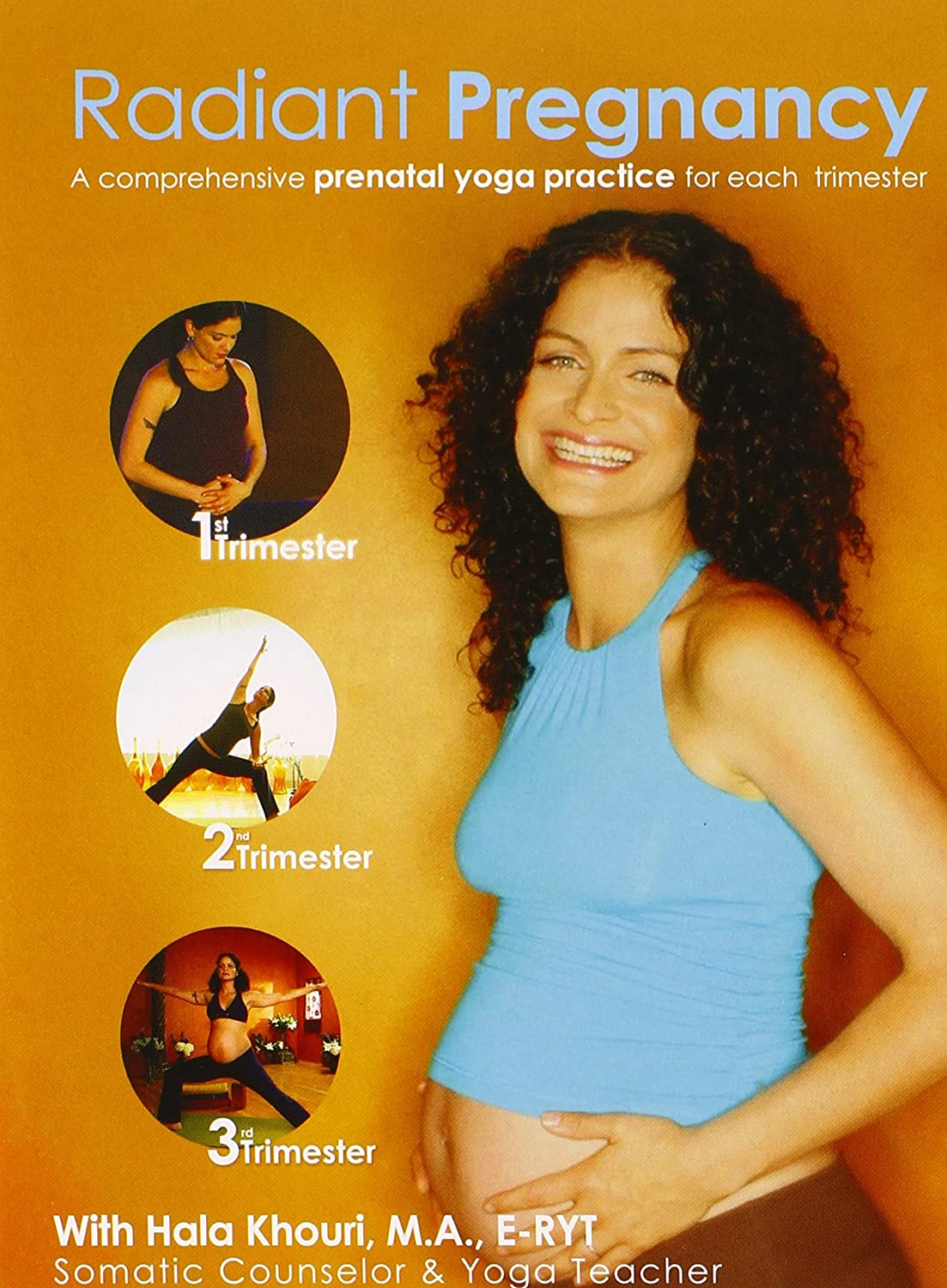 Radiant Pregnancy: A Comprehensive Prenatal Yoga Practice ...