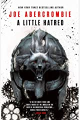 A Little Hatred (The Age of Madness Book 1) Kindle Edition