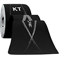 KT Tape PRO Synthetic Elastic Kinesiology Therapeutic Sports Tape, 20 Precut 10 inch Strips   Limited Edition Colors…