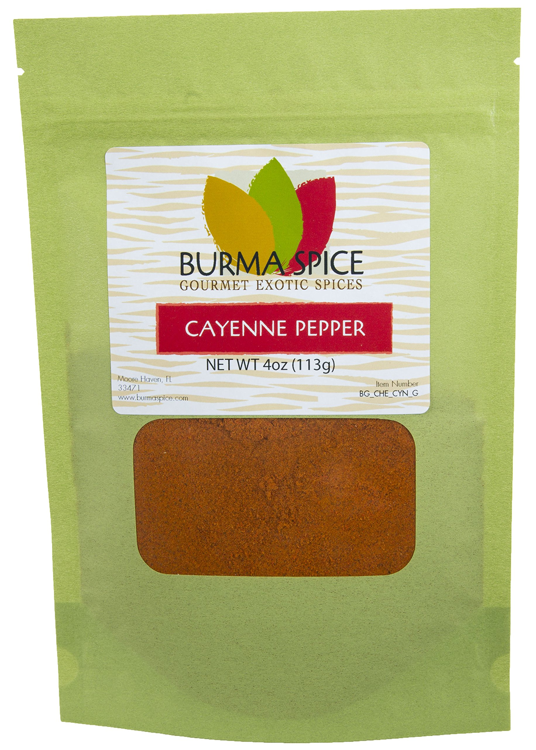 Ground Cayenne Pepper : SOME LIKE IT HOT! - This Cayenne pepper is hotter than most, its perfect to really kick it up a notch (4oz.)