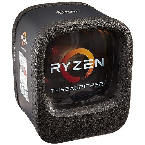 AMD Ryzen Threadripper 1920X Box sTR4 Microprocesador de 3 500 GHz Color Negro