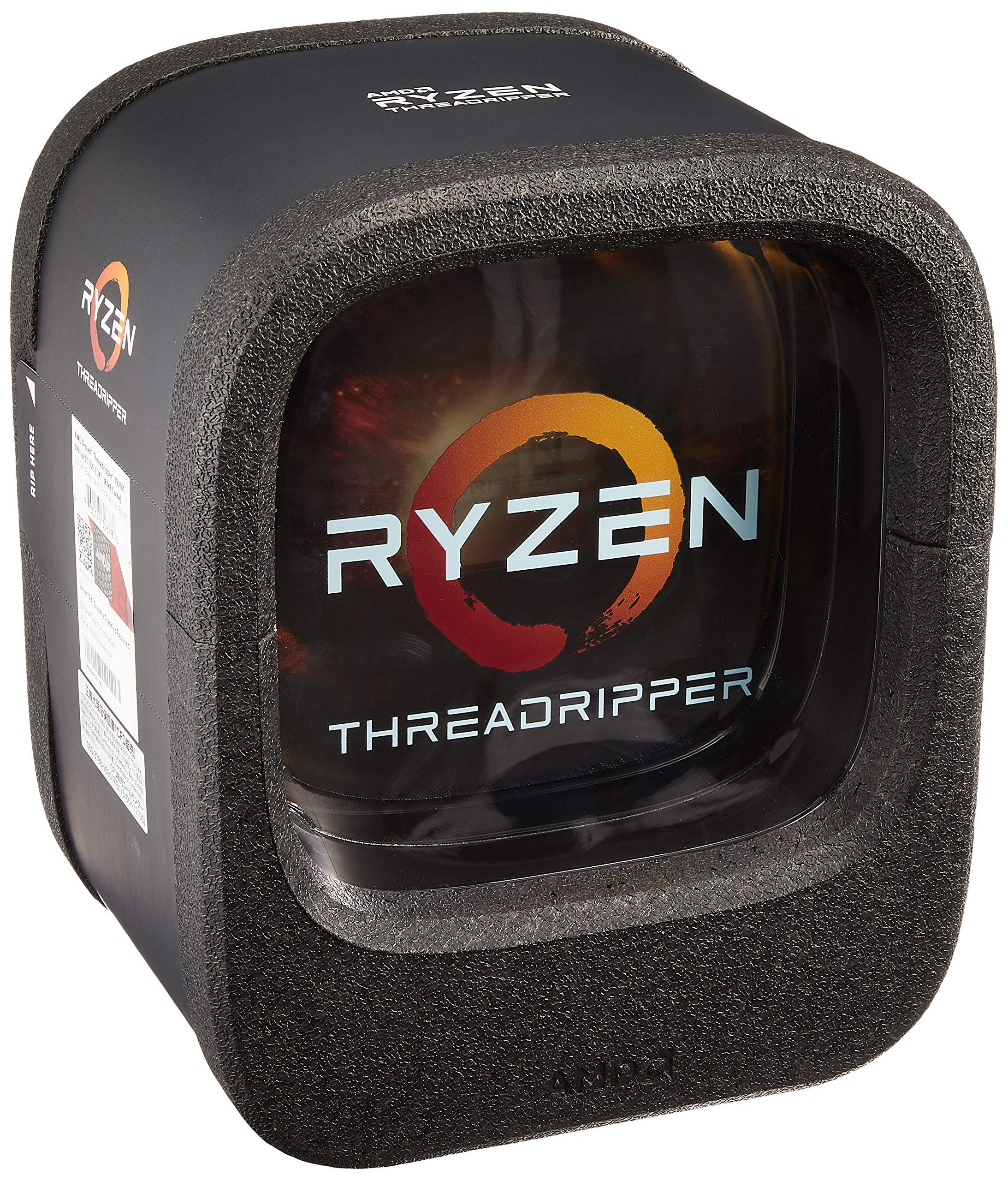 Amd Ryzen Threadripper 1920x (12-core/24-thread) (yd192xa8ae