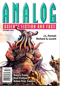 Analog Science Fiction and Fact, October 2016