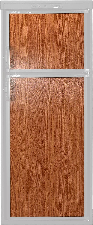DOMETIC 3106863.024B Refrigerator Door, Panels for RM2620-Wood Grain