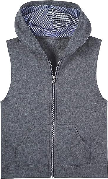 Fruit of the Loom Boys Fleece Vest /& Sweatpants