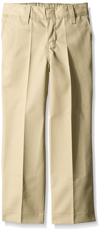 Dickies Slim Size Big Boys' Classic Flat Front Pant