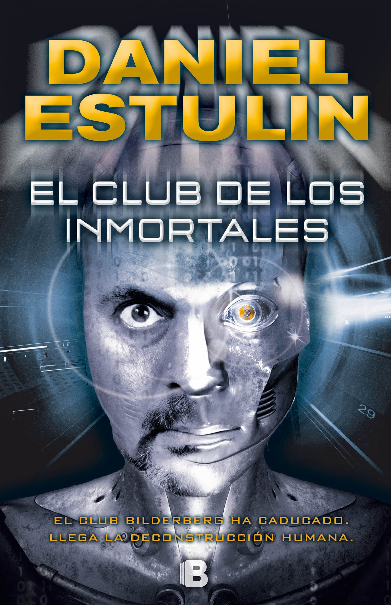 El club de los inmortales (No ficción): Amazon.es: Estulin, Daniel: Libros