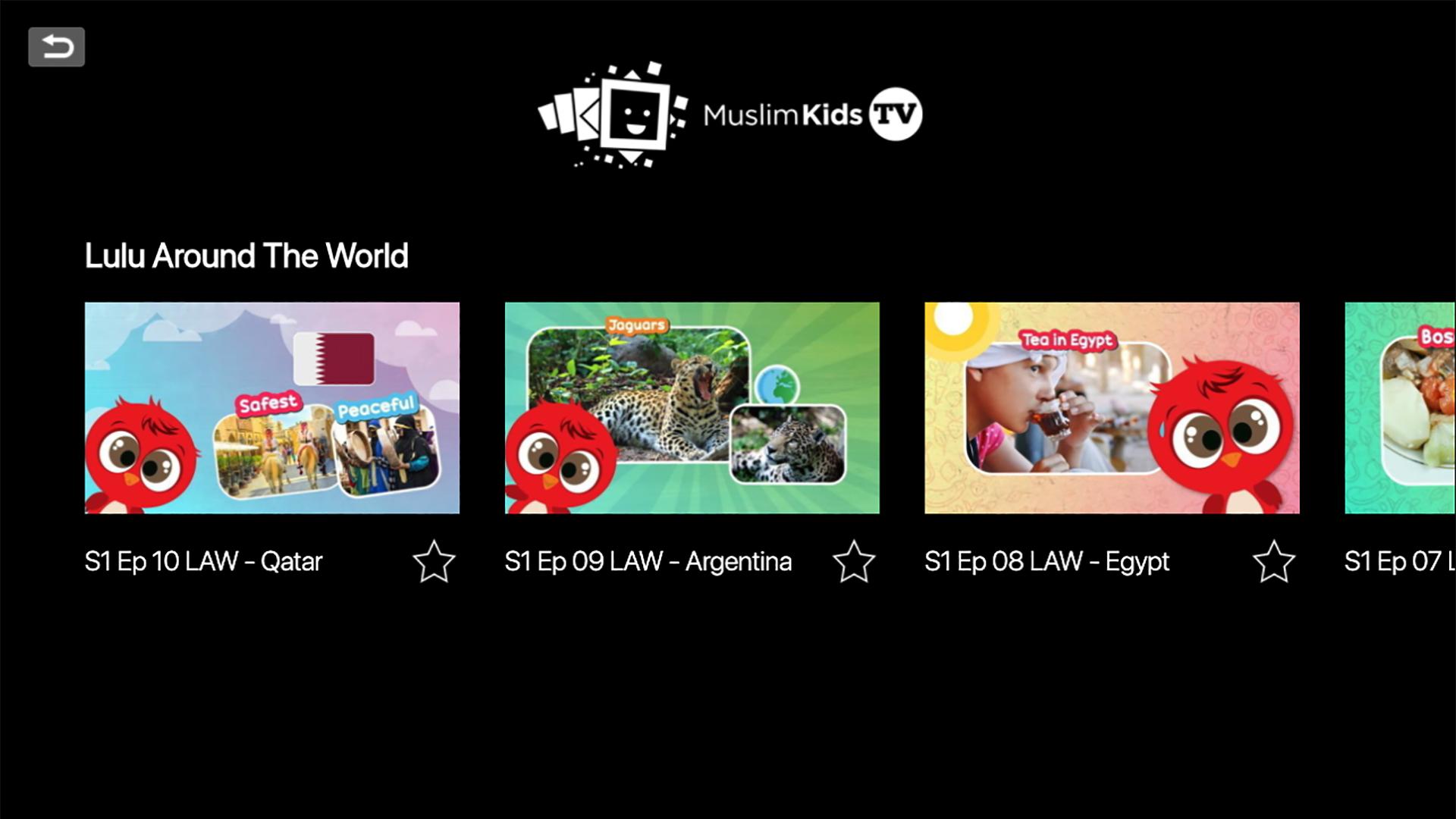24 Amazon.com Muslim Kids TV Cartoons  Apps & Games