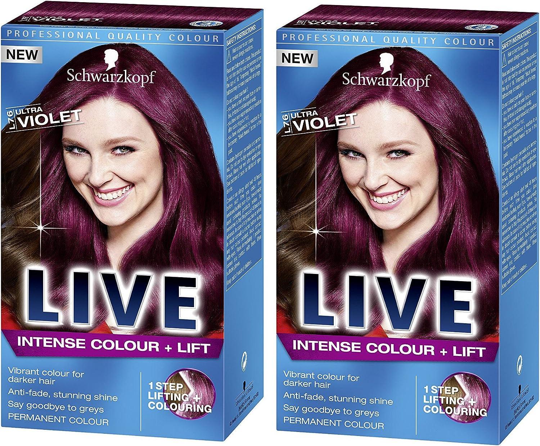 Schwarzkopf - Tinte para Cabello Intenso Poly Live Xxl Col ...