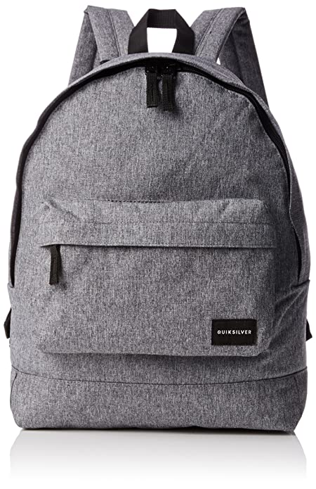 Quiksilver Everyday Edition - Mochila tipo casual, 16.00 L, color gris: Quiksilver: Amazon.es: Zapatos y complementos