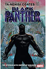 Black Panther Book 6: Intergalactic Empire Of Wakanda Part One (Black Panther (2018-) 1) Kindle Edition