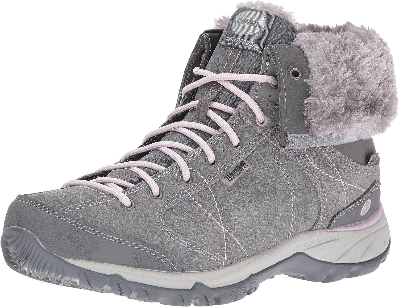 Hi-Tec Women s Equilibrio Bellini Snug I Waterproof-W Snow Sneaker