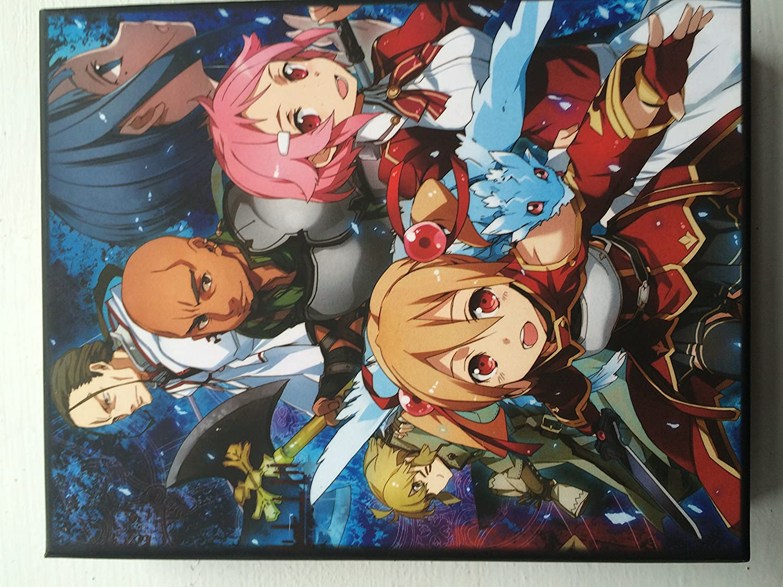Amazon com: Sword Art Online Limited Edition Blu-ray Box Set