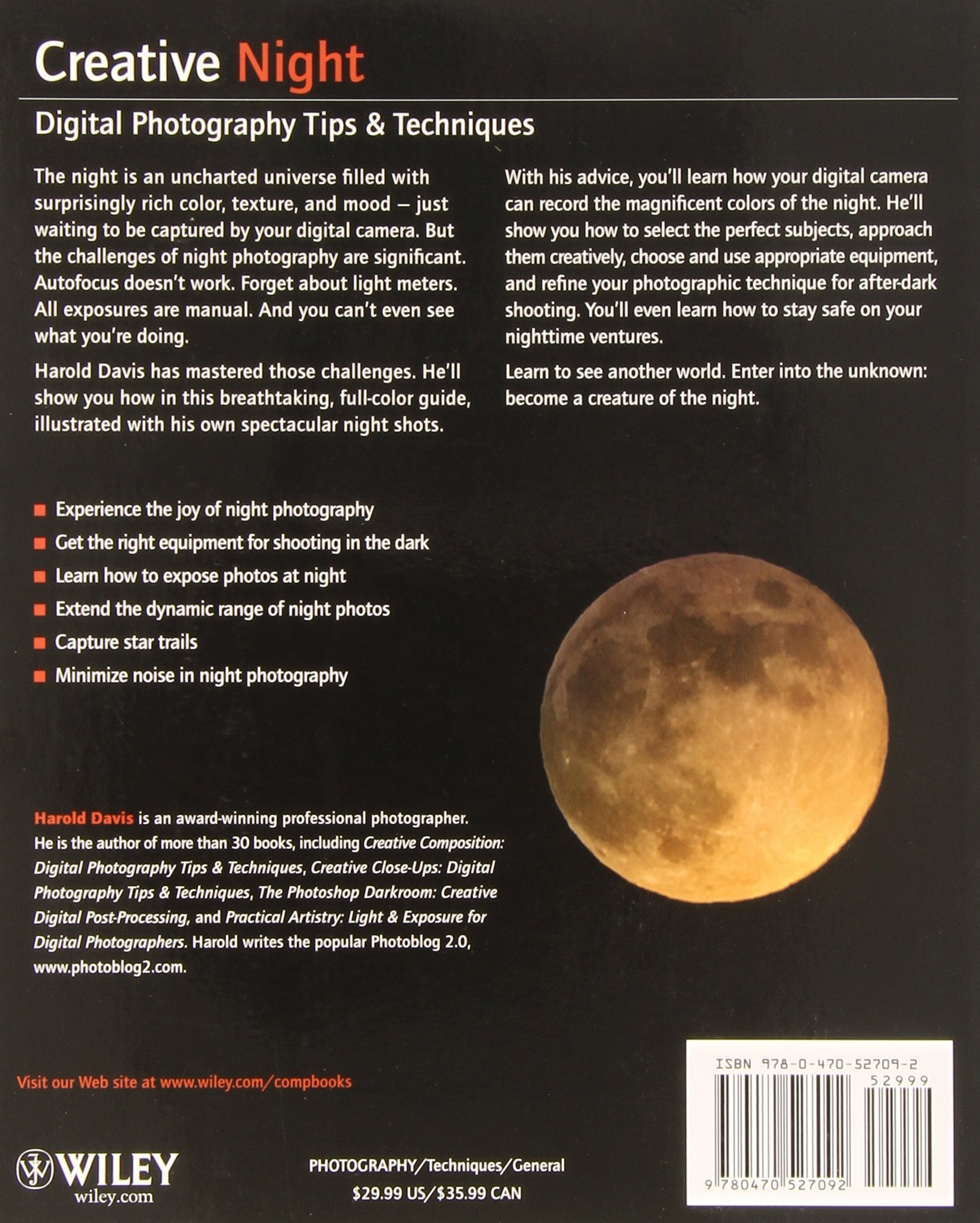 Amazon com: Creative Night: Digital Photography Tips and