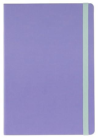 Legami AG121735 - Agenda 2018 diaria, 13 meses, color lila ...