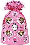 インディゴ タカラトミー リカちゃん ラッピング袋 ギフトバッグ3L ピンク TA094