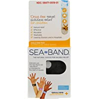 "Sea-Band Child Wristband, 1 pair""colors may vary"""