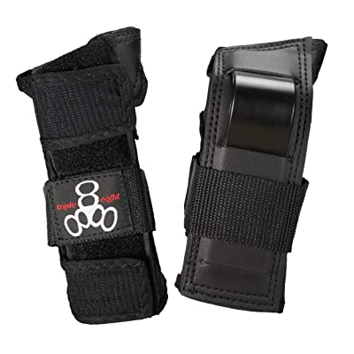 Triple 8 Saver Series Wristsavers : Skate And Skateboarding Wrist Guards : Sports & Outdoors