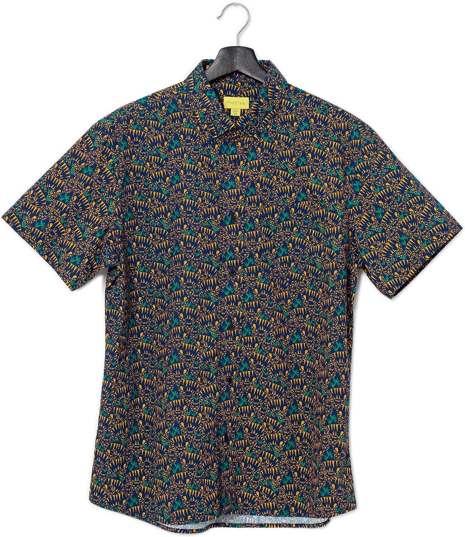 Cool Cats Printed Short Sleeve Shirt