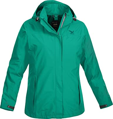 low priced af242 22b80 SALEWA Damen Regenjacke Zillertal GTX W 1X Jacket