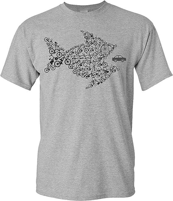 Camiseta de Bicileta: Organize! - Regalo para Ciclistas - Bici ...
