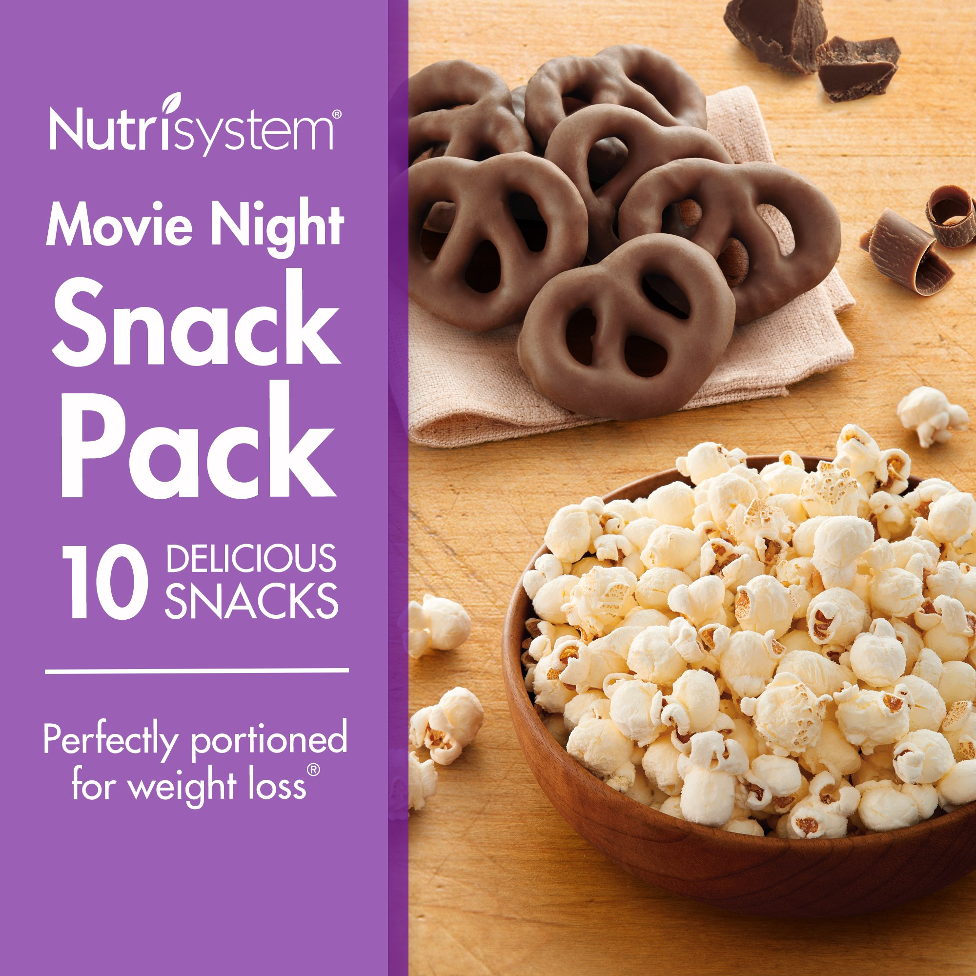 Nutrisystem ® Movie Night Snack Pack
