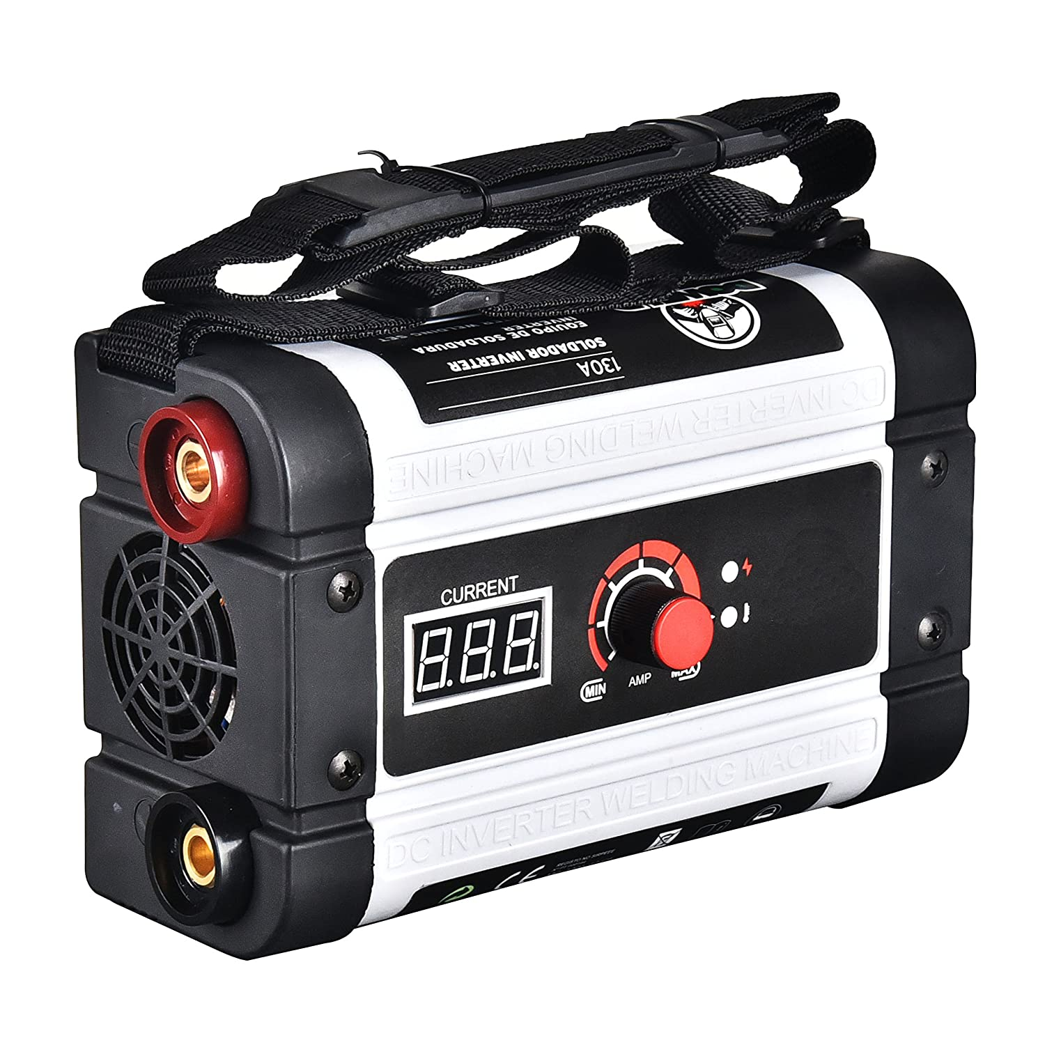 Amazon.com: Inverter Welder 220V IGBT Mini Arc Welding Machine ...