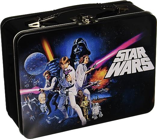 New w//o Box STAR WARS TIN LUNCHBOX